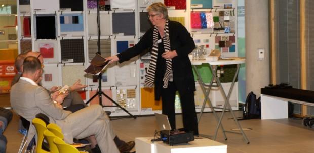 Sprekers tijdens DPI 2012