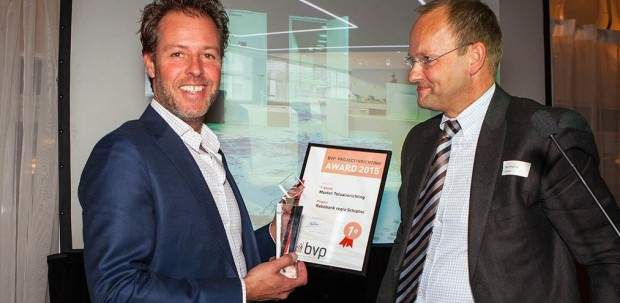 Master Totaalinrichting wint BVP Award 2015