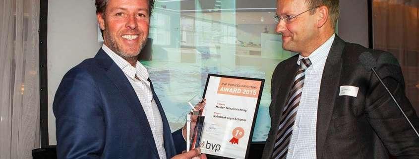 Winnaar bvp award 2015