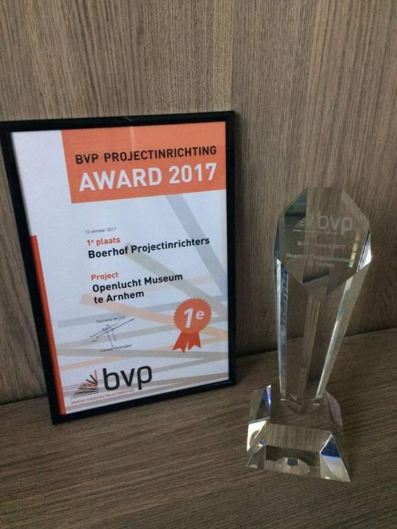 bvp award
