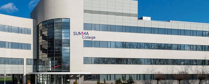 Summa College in samenwerking met BV: